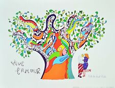 Niki de Saint Phalle Vive l'amour Poster Kunstdruck Bild 30x40cm