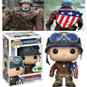 Captain America 2017 Spring Convention Exclusive #219 POP Vinyl Action Figure