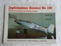 Zeitschrift Waffen-Arsenal Band 120, Jagdeinsitzer Heinkel He 100