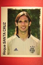 PANINI BUNDESLIGA 2004 2005 2004/05 N. 379 SANTA CRUZ FC BAYERN M. TOP MINT!
