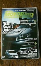 DVD | Best Motoring Nismo Beast Unleashed Vol 22 | Skyline GT-R Impreza JDM Car