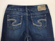 Silver Jeans Suki Slim Bootcut Size 29 X 33 Womens Stretch
