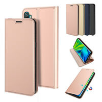 For Xiaomi Mi Note 10 Mi CC9 Pro Luxury PU Leather Stand Wallet Flip Case Cover