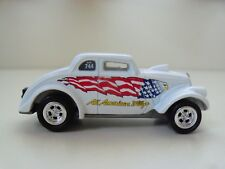 JOHNNY LIGHTNING - ALL AMERICAN WILLYS - 1933 WILLYS B/G GASSER - 1/64 (LOOSE)
