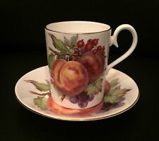 Royal Albert Covent Garden Bone China Cup and Saucer