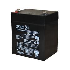 12V 5.6AH AGM battery 12volt High Rate > 5.0ah 4.2ah 4.5ah Solar Alarm System