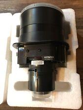 Hitachi UL906 Ultra Long Throw Zoom Lens f/82mm-130mm - F/1.8-2.3