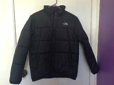 North Face Boy's Down Alternative Polyester Jacket Black XL