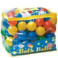 Sac de 100 balles multicolores diamètre 6cm, A1102618
