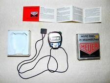 Vintage Heuer Microsplit 1000 Stopwatch