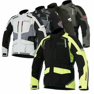 Alpinestars Andes v2 Drystar Motorcycle Bike Adventure Touring Textile Jacket