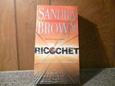 Sandra Brown Ricochet (Paper Back)