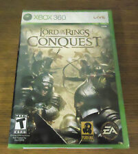 Lord of the Rings: Conquest    Xbox 360     NTSC     2009     NEW