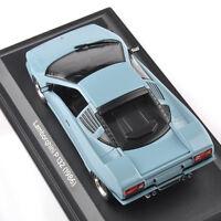 Racing Car 1:43 Scale Diecast Model P132 1986 Sant'Agata Blognese model Toy