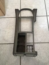 HOLDEN COMMODORE VY VZ Gray CENTRE CONSOLE Gear Surround Facia No Buttons Used.