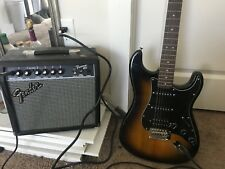 """39"""" Electric Guitar Full Size Electric Guitar w/10W Amp Beginner Starter Package"""