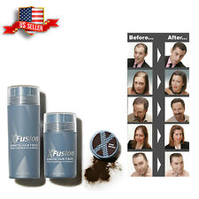 Xfusion Hair Building Fiber Powder 2 size 9 COLORS FAST SHIPPING