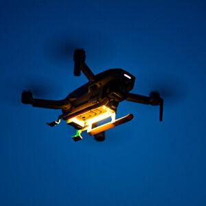 Durable ABS Foldable LED Landing Gear Accessories Kit For DJI Mavic Mini 2 Drone