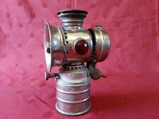 Ancienne lampe acétylène de Vélo VITAPHARE