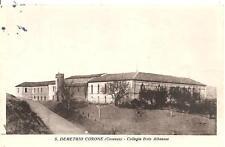 S. DEMETRIO CORONE ( Cosenza )  -  Collegio Italo Albanese