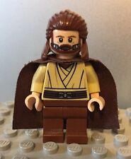 Lego Star Wars Qui-Gon Jinn Minifigure mining from set 9499 Gungan Sub