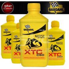BARDAHL XTC C60 10W40 olio lubrificante sinteticb Lubrificanti Moto 4 Tempi 4 LT