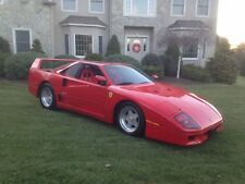 1986 Replica/Kit Makes Ferrari F40