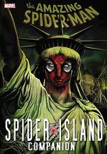 Amazing Spider-Man Spider-Island Companion  Vol 1 TP TPB $34.99 Brand New Unread