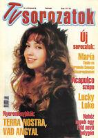 4x Natalia Oreiro Hungarian Magazines - Lot - 2000+2001