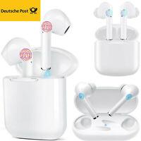 Kopfhörer Bluetooth 5.0 Kabellos Im Ohr Headset Sport Musik Wasserdicht berühren