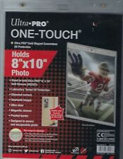 Ultra Pro 8x10 UV One Touch Magnetic Holder  Photos, Autos