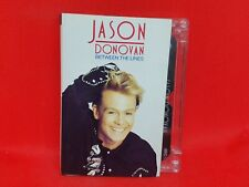 Jason Donovan - Between The Lines (1990) Cassette RARE (VG+)