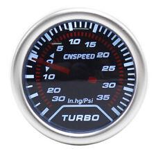 """52mm 2"""" Turbo Boost gauge 35 Psi Seat Leon Ibiza Cupra Cordoba"""