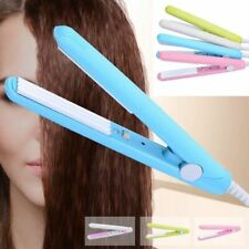 Portable Mini Electronic Hair Crimper Curling Iron Ceramic Design Styling Tool