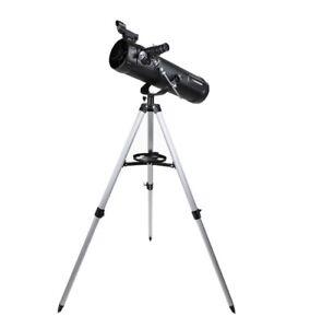 Celestron 114AZ-SR Reflector Telescope 114mm 600mm f/5.2 Smartphone Ready NEW
