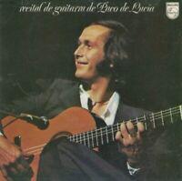 CD RECITAL DE GUITARRA DE PACO DE LUCIA