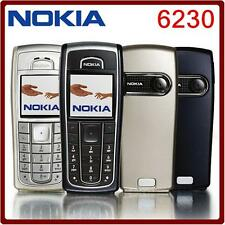 Original Nokia 6230 6230i Bluetooth MP3 FM 1.3MP CheapMobile Phone Unlocked