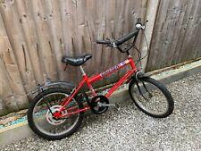 raleigh grifter bike - Red