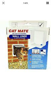 Cat Mate Door Liner White New In Box Model 303w