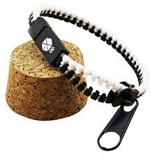 1 PC Bracelets Jewelry Hot K-pop EXO Kris Zipper Bracelet Bangle For Men SOL