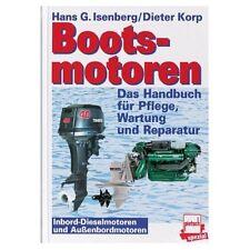 Bootsmotoren Reparaturbuch Reparaturanleitung Wartung Außenbordmotoren Buch