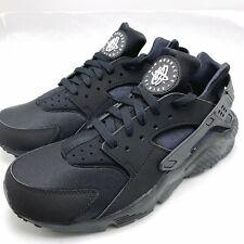 Nike Air Huarache Men's Shoes Black / Black-White 318429-003