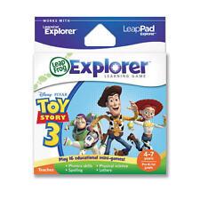 LeapFrog Disney-Pixar Toy Story 3 Game for LeapPad Explorer & Leapster Explorer