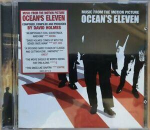 Ocean's Eleven Official Movie Soundtrack CD