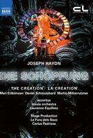 Haydn The Creation Die Schopfung (2018) DVD Nuovo/Sigillato