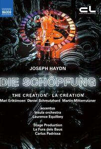 HAYDN THE CREATION Die Schopfung (2018) DVD NEW/SEALED