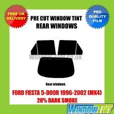 Ford Tönungsfolien zum Auto-Tuning für hinten