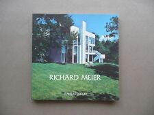 Richard Meier Pettena Marsilio Venezia 1981 Architettura Abitazioni Monografia