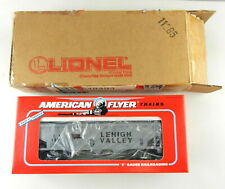 AMERICAN FLYER/Lionel S Scale #6-48494 1995 NASG Lehigh Valley Cvrd Hopper  T98