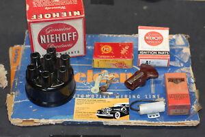 1948 1949 1950  1951 WILLYS  DISTRIBUTOR CAP TUNE UP KIT